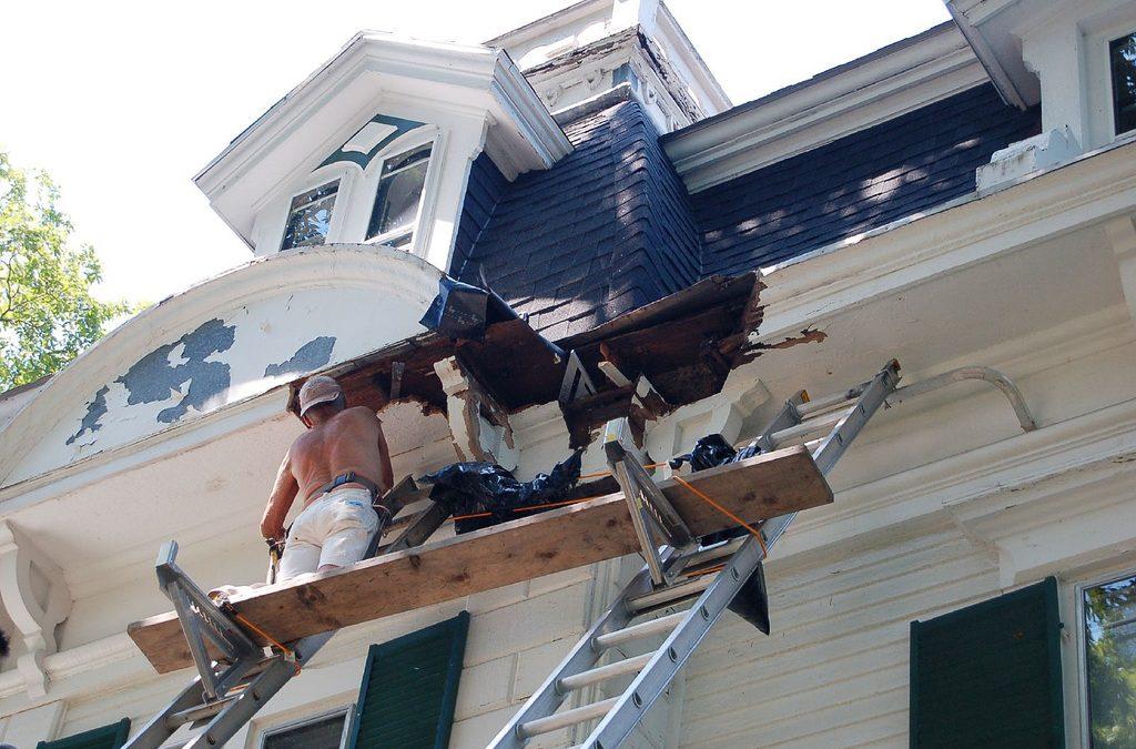 Lån til å bygge på huset