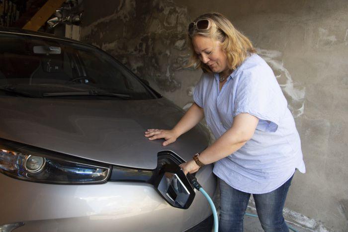 I fremtiden kan elbilen gi deg lavere strømregning