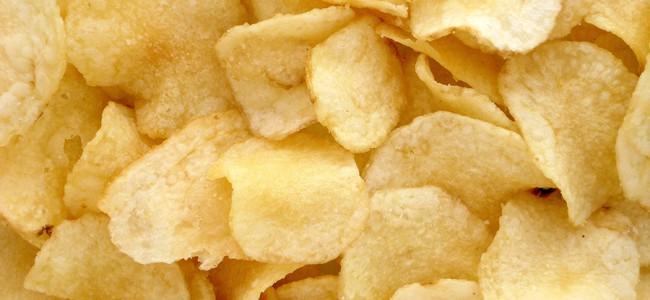 Chips! Lær å lage deilig snacks