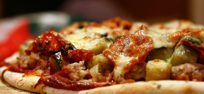 Pizza – gjennom tidene