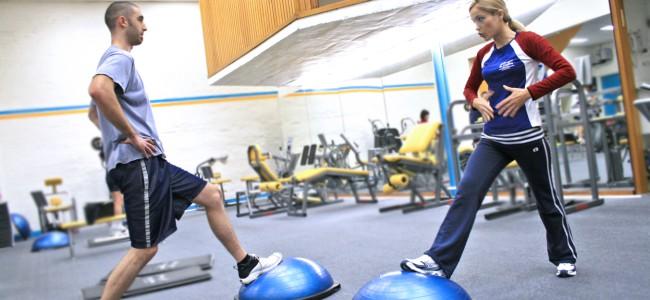 Få deg en personlig trener og rist av deg kiloene