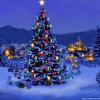 Slik tar du fantastiske bilder av juletreet