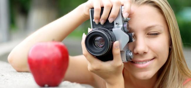 Enkle fototips, hvordan ta bilder og bruke blits