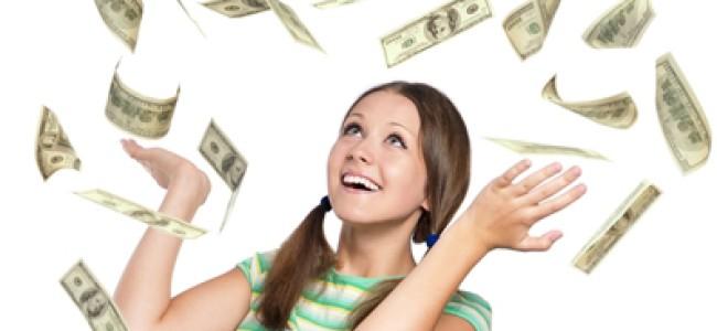 Tjener barna penger? Betale for å bo hjemme?