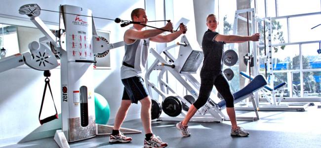 Balansen mellom slanking og trening!