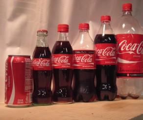 Kan du enkelt lage en lampe av en colaflaske?