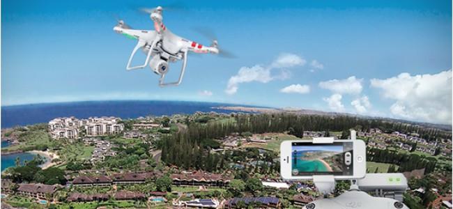 Droner og Go Pro kamera – Tips