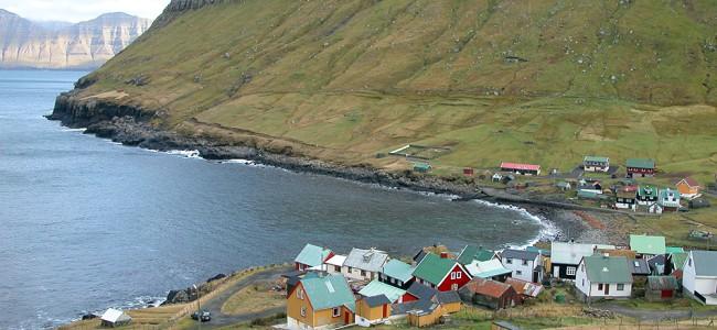 Opplev Færøyene med en fiskestang
