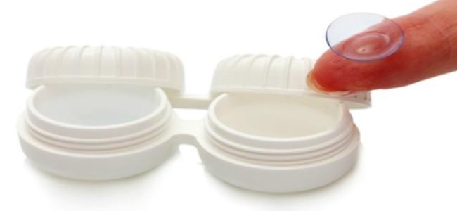 Vedlikehold av kontaktlinser