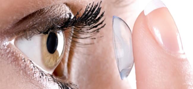 Kontaktlinser gir beskyttelse mot UV-stråling