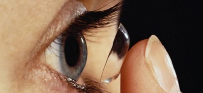 Kontaktlinser – oversikt over forskjellige typer