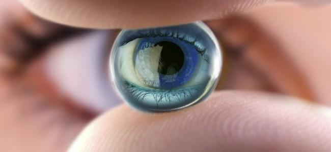 Fargede kontaktlinser – hva og hvordan?