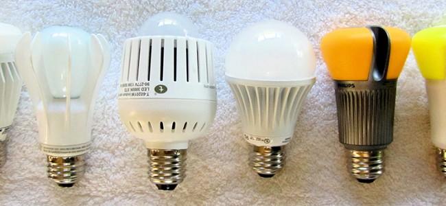 Stor guide – Sparepærer og LED-belysning – Oversikt og sammenligning