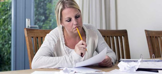 Tips: Få orden på økonomien din etter skilsmissen