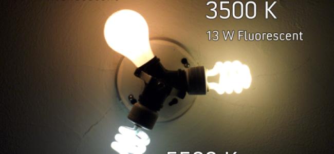 Elektrisk lys – Belysning – Viktige tips