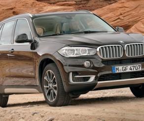 SUV i skogen –  BMW X5 – Range Rover Sport – Jeep Grand Cherokee