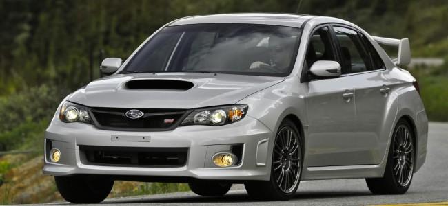 Subaru Sti – historie og fakta