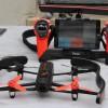 Dronen Parrot Bebop er bygget rundt kameraet – ikke omvendt