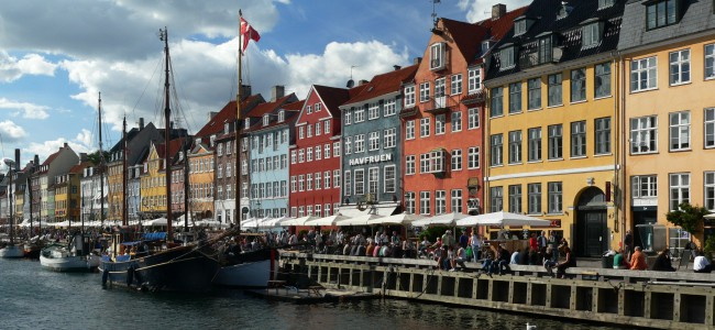 5 danske favorittersteder i deilige Danmark