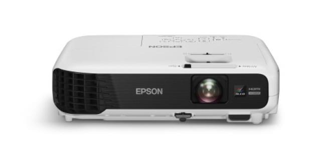 Epson med nye projektorer, EB-U32, EB-U04, EB-W32, EB-W31, EB-W04, EB-X31, EB-S31, EB-S04