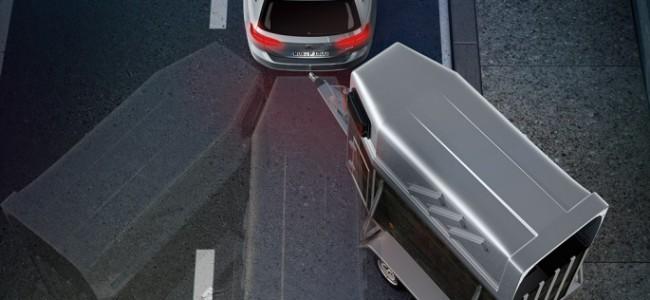 Trailer Assist – Verden går fremover når VW rygger…