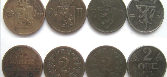 3 av verdens mest ettertraktede mynter