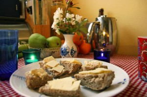 Men det passer også bra med en god sveitsisk Appenzeller, en lekker Vesterhavs-ost fra Thise eller en klassisk Brie de Meaux
