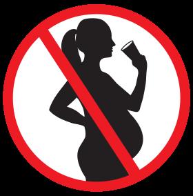 gravid-alkohol