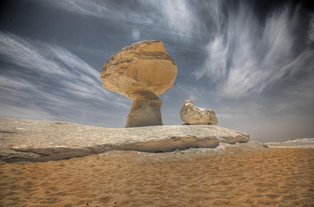 white-desert