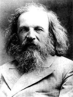 Dmitrij Ivanovitsj Mendelejev