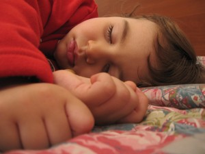 barn søvnproblemer