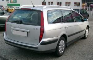 side av bil